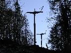 ako nákladná lanovka /foto: Peťo z Lamača 17.01.2005/
